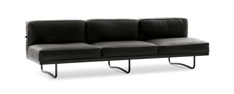 canapé lc3 lc5 sofa le corbusier jeanneret perriand cassina
