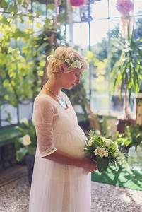 robes mariage and style on pinterest With robe de mariée femme enceinte
