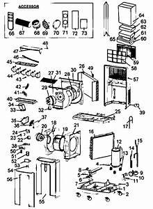 Haier A  C Unit Parts