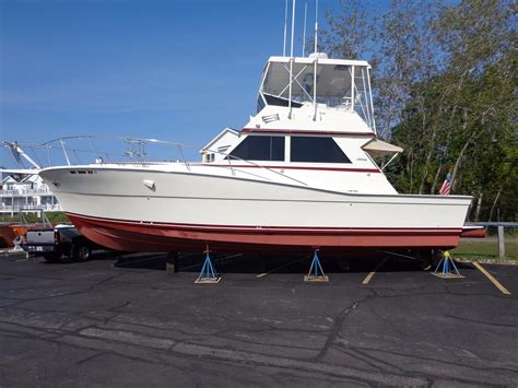 Viking Boats by 1987 Viking 41 Convertible Power Boat For Sale Www