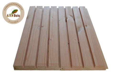 bardage faux voie vertical mod 232 le 33 choix 1 en naturel 37 24 ttc m 178 utile avh bois