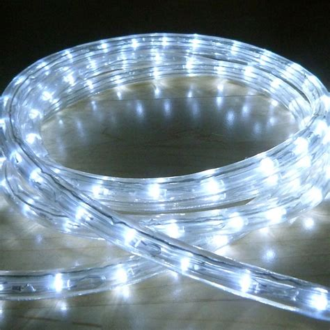white led rope light multi function 2 metre 100
