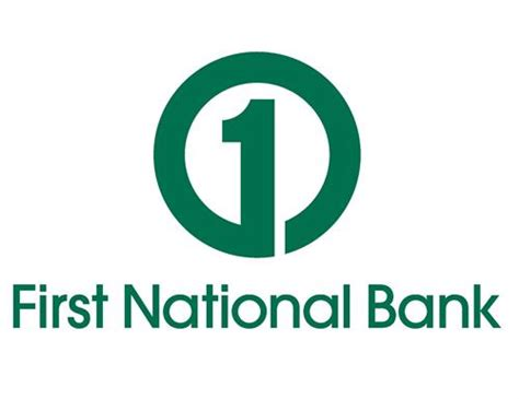 First National Bank  Financial Institutionsservices