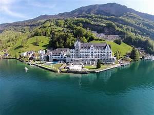 Park Hotel Vitznau 5*, Lake Lucerne - Epic Europe