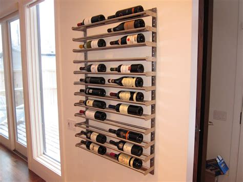 des bouteilles sur des porte serviettes ikea wine s up