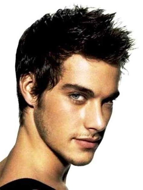 short spiky mens hairstyles mens hairstyles