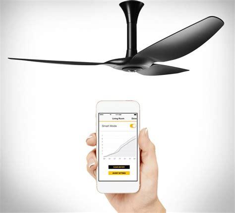 smart ceiling fan control haiku smart fan turns on when you enter the room
