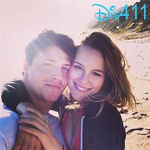 Photos: Bridgit Mendler & Shane Harper At The Beach July ...