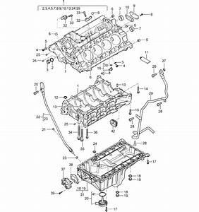 32 Porsche Cayenne Parts Diagram