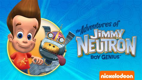 Adventures Of Jimmy Neutron Boy Genius