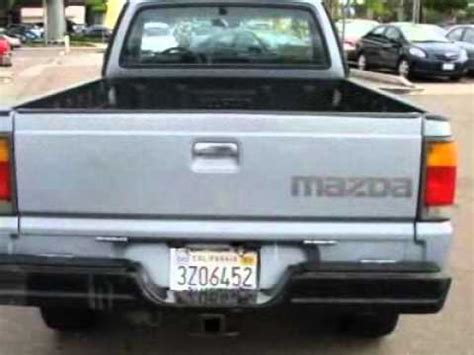 mazda  pickup wd swb  spd truck youtube