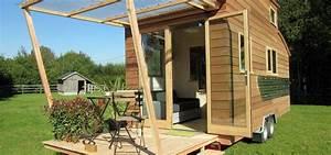 Baumhaus Bauen Lassen : diese mobile tiny house kann man sich in frankreich bauen lassen h user baumh user pinterest ~ Yasmunasinghe.com Haus und Dekorationen