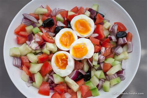 salade tomate oignon ou presque la cuisine du jardin