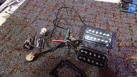 Ibanez Humbucker Guitar Pickups Wiring Reverb