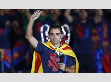 Xavi Hernandez Reveals His Two Current Favourite Real