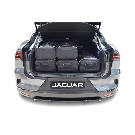 Car Bags J20501S Jaguar I-Pace Bj. 18- Reisetaschen Set | JAGUAR I-Pace 2018→ | JAGUAR | Carbags ...