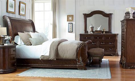 Sleigh Bedroom Set by Gables Sleigh Bedroom Set Furniture Furniture Cart