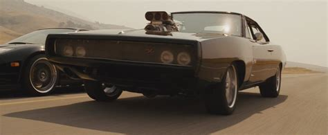 """950hp 1970 Dodge Charger Rt From 2009 """"fast And Furious"""