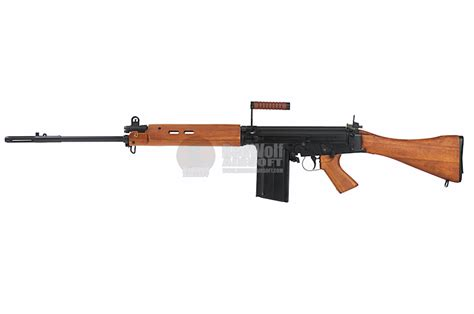 auto tools ares l1a1 slr wooden furniture edition buy airsoft