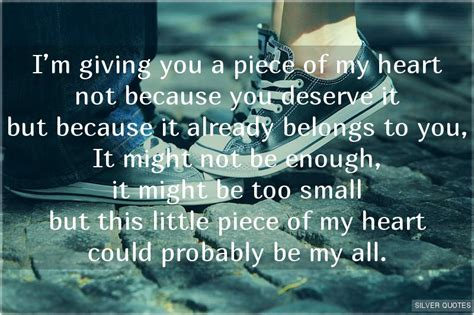 You Took My Heart Quotes. Quotesgram