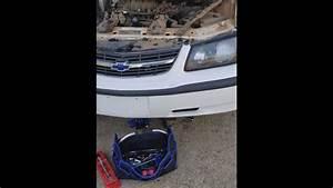 Chevy Impala Radiator Plug  U0026 Removal