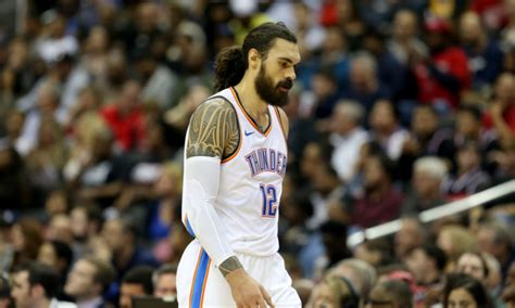 Thunder could also trade Steven Adams after Chris Paul ...