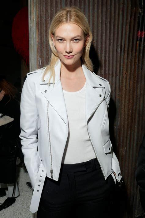 Karlie Kloss Calvin Klein Fashion Show Nyfw New