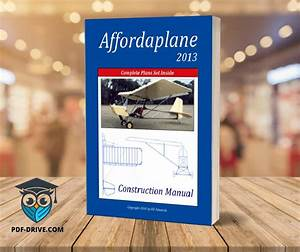 Affordaplane Affordable Plane Airplane Aircraft Ultralight