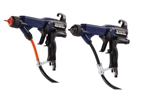 Graco Pro Xp Waterborne Electrostatic Spray Guns