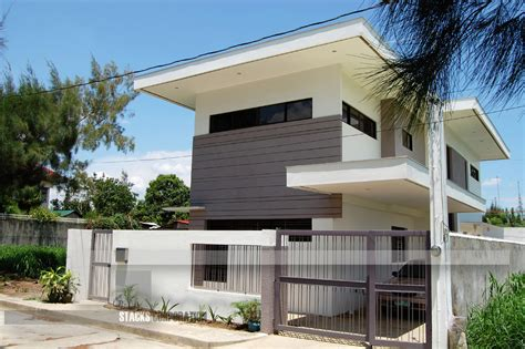 modern contemporary house modern design house in laguna philippines o
