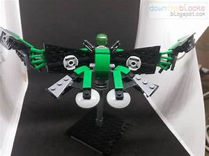 downtheblocks: XINH 676: Vulture Minifig with MOC Wings ...