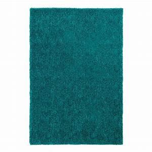 tapis emotion turquoise With tapis shaggy bleu turquoise