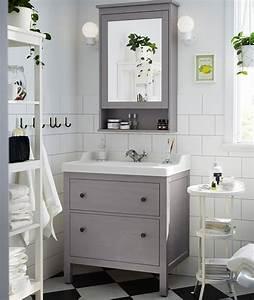 Badezimmer Unterschrank Ikea : hemnes badezimmer decoration pinterest hemnes ~ Michelbontemps.com Haus und Dekorationen