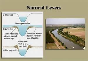 Natural Levees: Depositional Landforms - QS Study