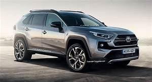 Toyota Rav 4 2019 : 2019 toyota rav4 all the info concerning the upcoming fifth generation carscoops ~ Medecine-chirurgie-esthetiques.com Avis de Voitures