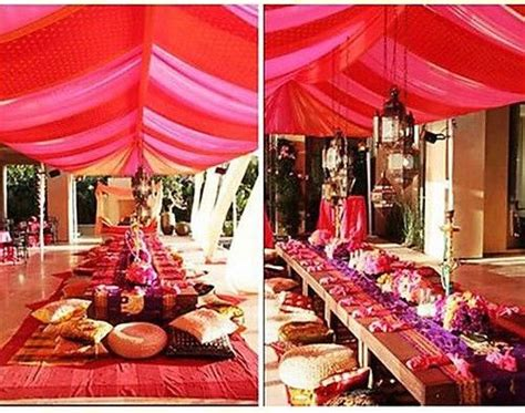 decoration de mariage indienne idee deco mariage