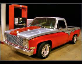 C10 Long Bed by 83 Chevy Truck Front Jerry Spain Flickr