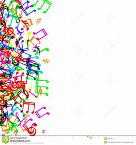 Colorful Music Note Border Clip Art | Clipart Panda - Free ...