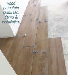 install tile floor