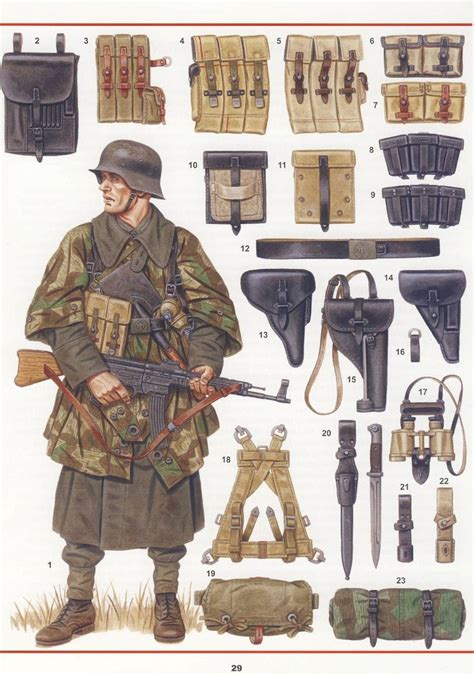 new german army grenadier 1944 45 book warlord