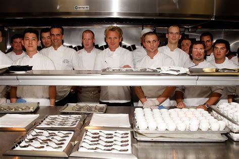 gordon ramsay cuisine en famille gordon ramsay celebrates the opening of his la