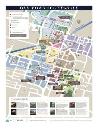 scottsdale travel guides maps experience scottsdale