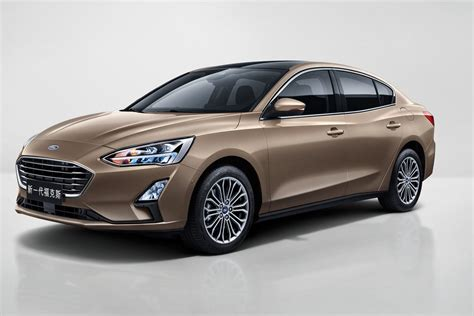 Ford Focus China by The New Ford Focus Is Coming With More Tech And From