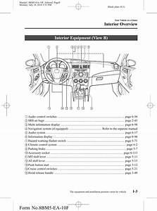 2012 Mazda Mazdaspeed3 Hatchback Owners Manual Provided By