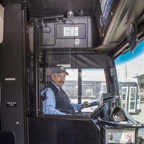 mta celebrates partitions guarding bus drivers