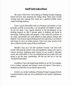 Essay Style Paper Describe Yourself Essay Example Sample Business Argumentative Essay Topics also Sample Essays High School Describe Yourself Essay Example Sample Cheap Descriptive Essay  Essay Examples For High School