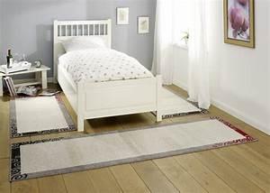 Teppich Bettumrandung Ikea : design teppich bettumrandung creme grau rot dunkelbraun 3teilig 2x 70x140 cm 1x 70x240 cm ~ Orissabook.com Haus und Dekorationen