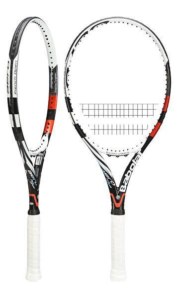 babolat aero pro drive gt french open racquet  tennis tennis gear tennis equipment