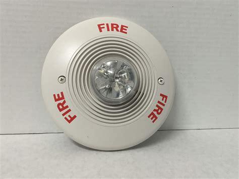System Sensor Pc241575w Firealarmstv Jjinc24u8ol0s