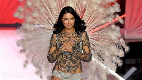 Adriana Lima Bids Farewell to Victoria's Secret Fashion ...
